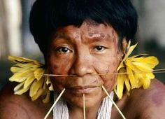 Yanomami -- meaning human being -- refers to the indigenous people of the Amazon rainforest who live on the border between Venezuela and Brazil