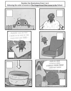 The Gingerbread Man Loose In School Series Rhyming Fractured Fairy Tale Adventures