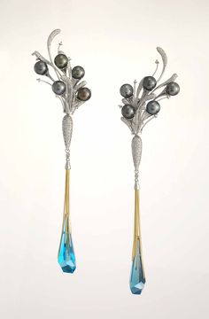Manoel Bernardes Earrings