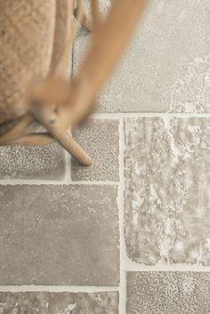 raw stones vloeren, stenen kerkvloer, vloerverwarming, karakteristieke vloeren