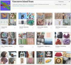 Vancouver Island Etsy Team