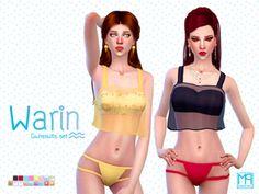 nueajaa's Sims 4 Downloads