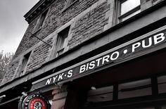 Nyks Bistro Pub, Restaurant, Centre-ville |