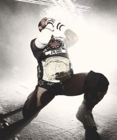 Let's cry it out to the world! CM Punk is the BEST IN THE WORLD!