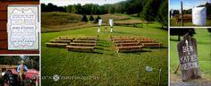 Rustic Farm Wedding Photos in Western NY www.mckaysphotography.com