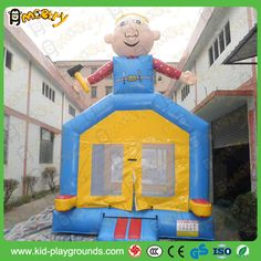 New Inflatable Bouncer