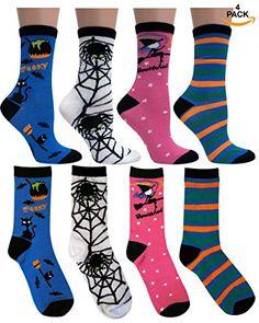 "Women's Fun and Colorful ""Holiday"" Crew Sock 4 Pair (Hall... https://www.amazon.com/dp/B015HLELU6/ref=cm_sw_r_pi_dp_x_-LBgybF54VHB5"
