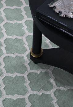 matta illusion layered - snygg färg på matta!