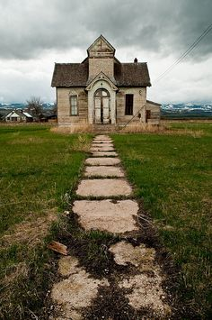 ovid church by Sam Scholes, via Flickr