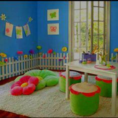 So cute for girl's room