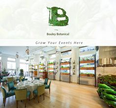 Bouley Botanical | Urban Farm Performance Kitchen Events Space | Bouley Restaurant  & brushstroke Kaiseki