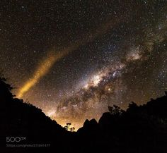 Amazing night II  Camera: Canon EOS 6D  Don't forget to like the page or subscribe for more Milky Imagery! Image credit: http://ift.tt/2rW7Akh  #MilkyWay #Galaxy #Stars #Nightscape #Astrophotography #Astronomy