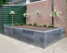 Landscaping Retaining Walls, Paver Walkway, Stone Walkway, Paving Stones, Interlocking Pavers, Outdoor Projects, Outdoor Decor, Best Hair Dryer, Restaurant Chairs