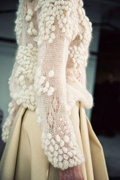 Irish crochet &: FASHION Для вдохновения - модели с подиума