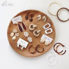Korean Style Ear clip Clip-on Earrings Ear Cuff Right Ear Taiji