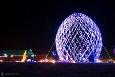 Burning Man 2012 by mr. nightshade, via Flickr