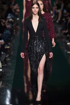 Imagen de fashion, dress, and elie saab