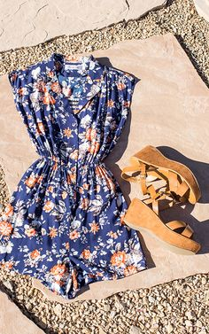 The Read It and Steep Romper