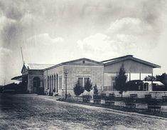 Spoorwegstation Goebeng, Soerabaja 1880 -1891