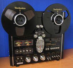 Selectism - Technics J-Corder Custom Raven 1700 Tape Deck