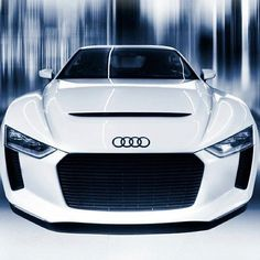 """""Face Your Fears."" #Audi #quattro #concept"""