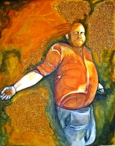 John Barleycorn by Anna Hughes