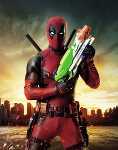 cartazes deadpool movie total film - Pesquisa Google