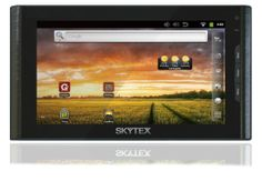 "SKYTEX Skypad Alpha 7"" Touch Screen Cortex-A8 Tablet Android OS 2.3"