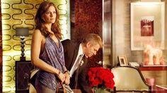 Castle Season 3, Kate Beckett, Stana Katic, One Shoulder, Fan Art, Seasons, Formal Dresses, Fashion, Dresses For Formal