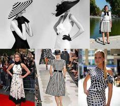 Combina la ropa vintage para ir a la moda (Foto 43/46) | Ella Hoy
