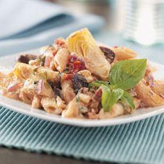 Mediterranean vegetable casserole
