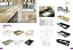 Product Catalogue, Black Granite, Quartz Countertops, Building Materials, White Marble, Floor Plans, Vanity, Projects, Construction Materials