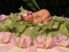 New born baby - Anne Geddes style