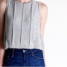 kordal:  Beautiful photo of our Pima cotton tank from @shophawthorn ❤️