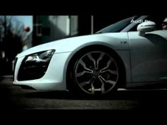 ▶ Audi R8 Spyder quattro 2011 Cool Car Commercial - 2013 New Car Review HD - YouTube