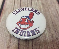 MLB Baseball Magnet Cleveland Indians 1989 1.75 Inches | Sports Mem, Cards & Fan Shop, Fan Apparel & Souvenirs, Baseball-MLB | eBay!