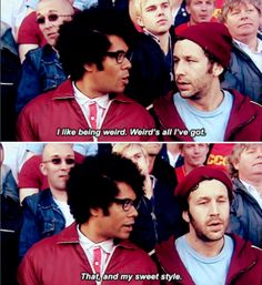 This observant self-analysis: | 22 Times The IT Crowd Was Actually The Funniest TV Show Ever