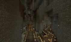 Dwarven underground city