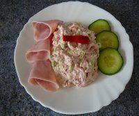 RECEPTY Czech Recipes, Russian Recipes, Ethnic Recipes, Egg Salad, Pasta Salad, Kitchen Hacks, Food And Drink, Cooking Recipes, Favorite Recipes