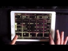 FLUX FX Demo and Tutorial for iPad - YouTube Adrian Belew, Music Production, Ios, Iphone, Youtube, Youtubers, Youtube Movies