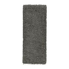 """consider a runner in your hallway.  Something with a high pile will help dampen the sound.  GÅSER Rug, high pile - 1 ' 10 """"x4 ' 11 """" - IKEA"""