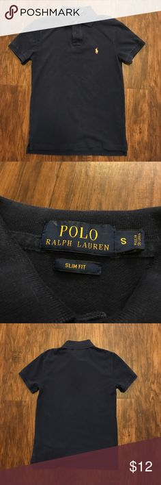 Men's slim fit small Ralph Lauren Polo Good condition men's slim fit small Ralph Lauren Polo. Polo by Ralph Lauren Shirts Polos