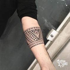 Tattoos for men The tattoo on this post was made by @ silvioalvestattoo. Have a wonderful experience … - maori tattoos