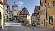 Rothenberg ob der Tauber, Germany    My favorite place in the world.