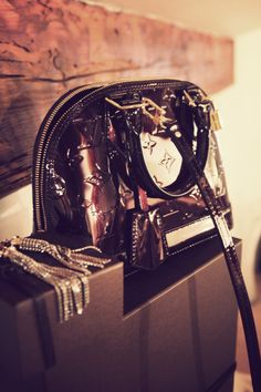 Obessed! - Louis Vuitton Alma BB Amarante