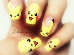 Pikachu is soooo CUTE!