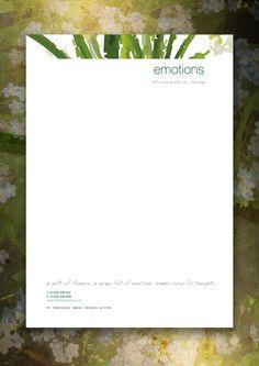 Emotions Letterhead.