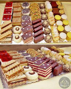 Cake Roll Recipes, Cheesecake Recipes, Cupcake Recipes, Baking Recipes, Cookie Recipes, Dessert Recipes, Kolaci I Torte, Croatian Recipes, Catering Food