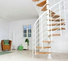 Exterior Design, Interior And Exterior, Oslo, Modern, Stairs, Spiral Staircases, Loft, Furniture, Home Decor