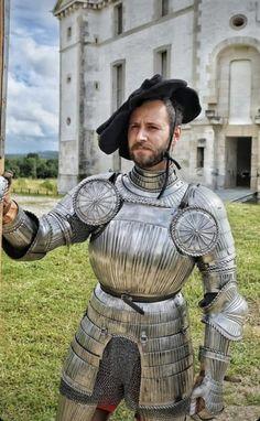 Medieval Armor, Medieval Fantasy, Early Modern Period, Armadura Medieval, Landsknecht, Armor Concept, 16th Century, Martial, Renaissance